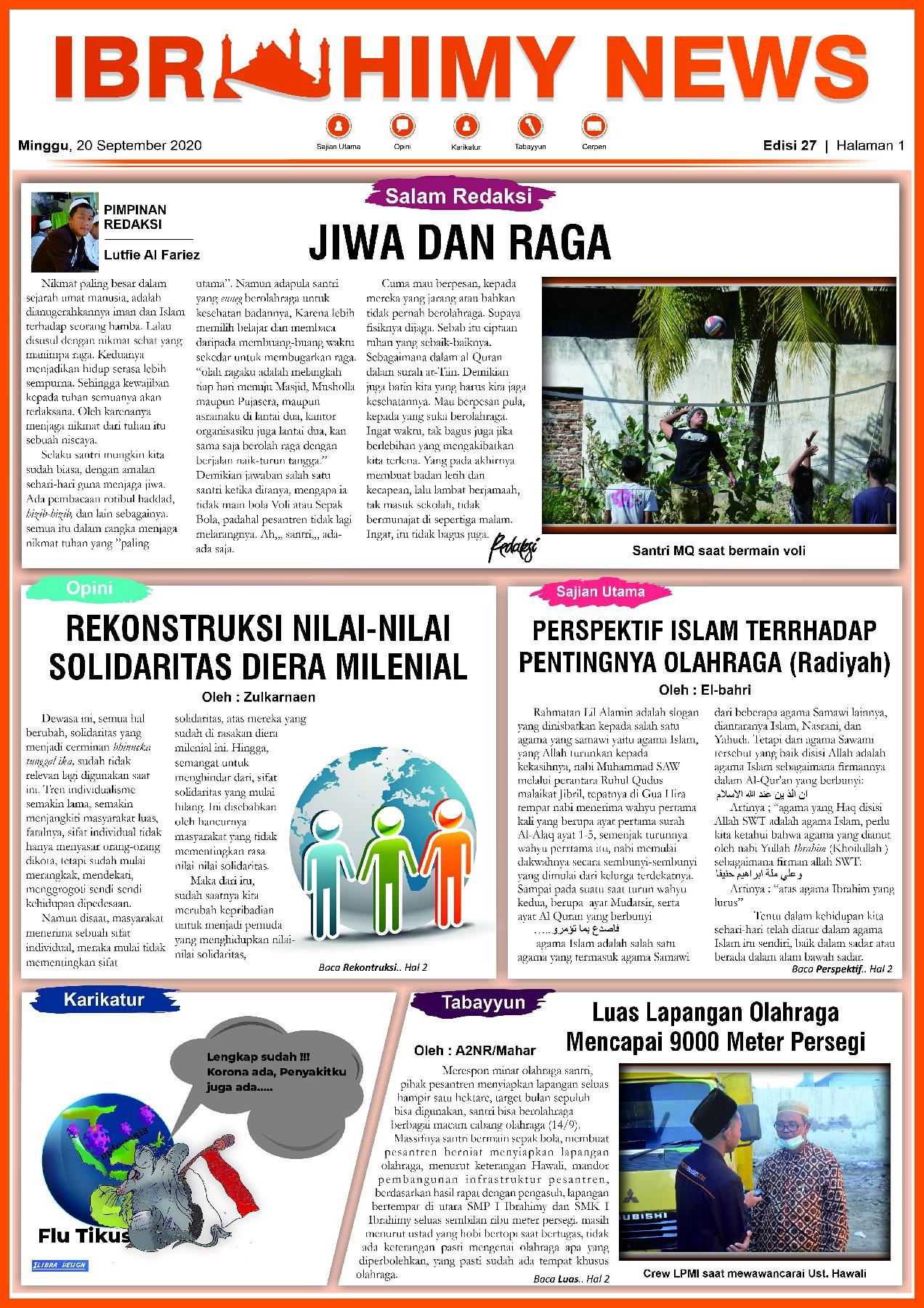 Ibrahimy News